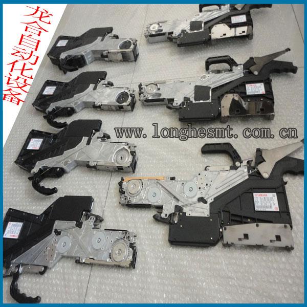 龙合自动化 现一批现货 YAMAHA ZS款电动飞达  8MM  KLJ-MC-100-004