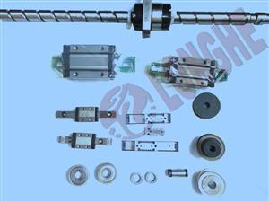 YAMAHA主挡板滑块KV7-M9166-00X GUIDE 1 LWL9 R80B